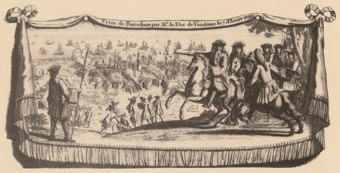 LANGLOIS I, Nicolas,TROUVAIN, Antoine. París, 1698